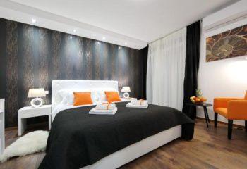 Inexpensive amenities room