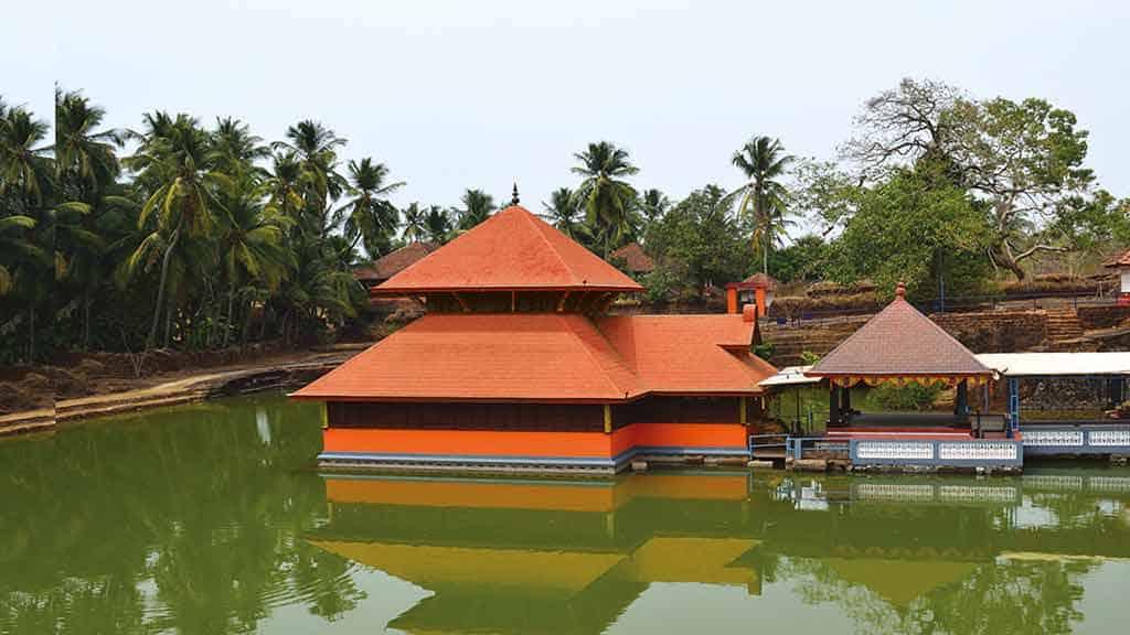 Ananthapura Lake Temple
